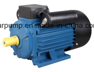 Yc Series Iron Casting Single Phase Electric Motor pictures & photos