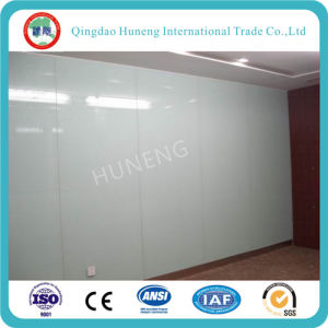 4mm-8mm White/Ultra White Painted Clear Glass Hot Sale (RAL9010) pictures & photos