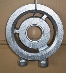 Cast Iron LPG & Natural Gas Burner Parts for Camping Cookware pictures & photos