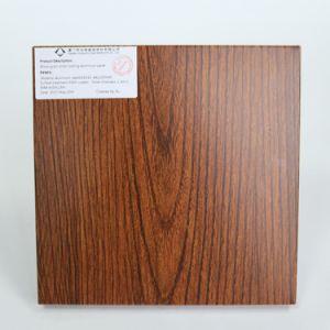 Acm Wood Grain Aluminum Composite Panel for Building pictures & photos