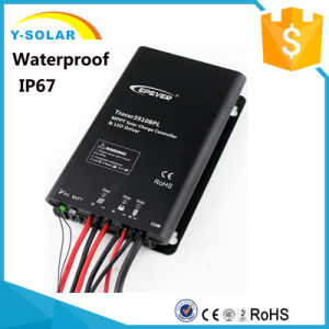 Epever MPPT 15A 12V/24V LED Light-Waterproof Tracer3906bpl Solar Charge/Discharge Controller pictures & photos