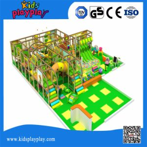 Multi Function Kids Indoor Soft Playground with Slide and Ball Pool Projector Interaction Game pictures & photos