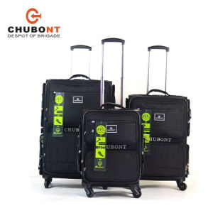 Chubont Leisure Waterproof 3 PCS Trolley Case on Sale pictures & photos