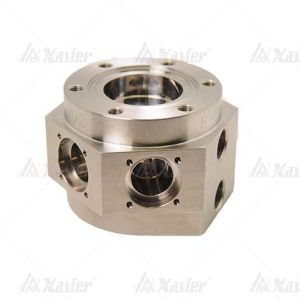 CNC Machinery Parts Aeroplane Spare Parts Motor Engine Parts pictures & photos
