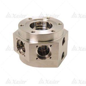 CNC Machinery Parts Aeroplane Spare Parts Motor Engine Parts