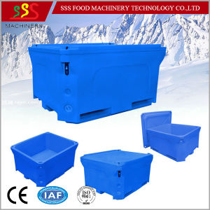 High Quality Fish Ice Cooler Box Fish Transportation Box Transportation Box Cold Chain Box for Fisheries pictures & photos