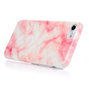 Marble Design Slim Shockproof Clear Bumper TPU Soft Rubber Skin Cover for iPhone 7 Plus pictures & photos