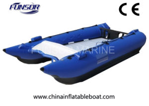 Speed Boat with Plywood Tail (FQB-S Series) pictures & photos