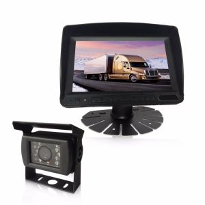 LCD CCTV Monitor with 7-Inch Digital Monitor, Auto-Scan, NTSC/PAL System Format pictures & photos
