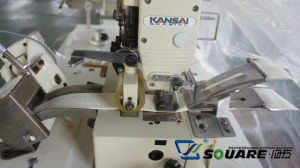 Automatic Handle Sewing/Cutting for Mattress Machine pictures & photos