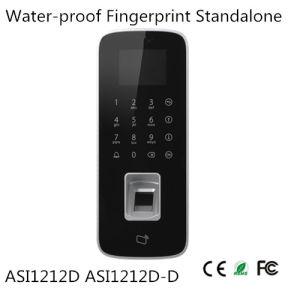 Water-Proof Fingerprint Standalone Entrance Guard (ASI1212D ASI1212D-D) pictures & photos