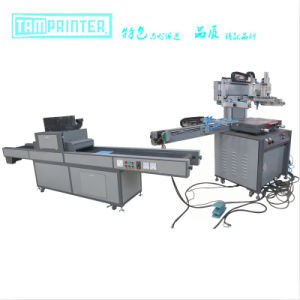 Automatic Screen Printing Machines with UV Dryer System pictures & photos