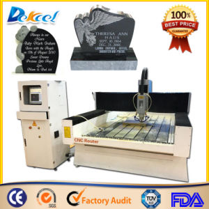 Heavy Duty Gravestone Engraving CNC Router Machine pictures & photos