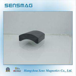 High Quality Manufacturer of Permanent Ferrite Arc Magnet for Motor, Generator pictures & photos