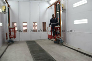 Popular Automatic Spray Booth with Top Quality pictures & photos