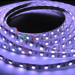 SMD 5050 RGB Flexible LED Strip for Christmas Lighting pictures & photos