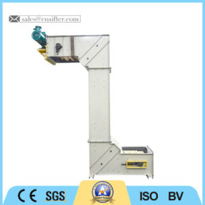 Z Chain Type Lifting Bucket Conveyor Machine pictures & photos
