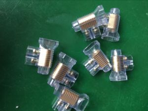 Australia Nz Fiji Power Cable Connector, PNG 2X6mm Double Cable Screw Connector 35A pictures & photos