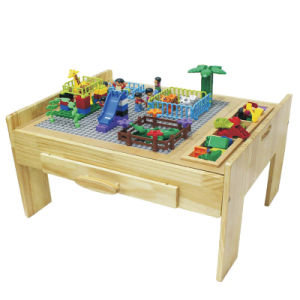 Newest Design Building Blocks Table Children Toy pictures & photos