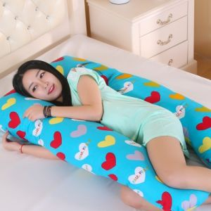 U Shaped Pregnancy Body Support Pillow pictures & photos