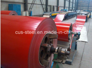PPGL/Color Coated Steel Coils/Painted Steel Sheet pictures & photos