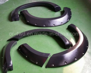 High Quality Fender Flare Kits for 2012-2015 D-Max pictures & photos