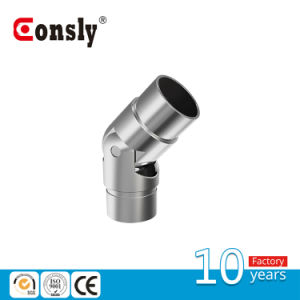 Stainless Steel Adjustable Flush Angle for Railing Handrail pictures & photos