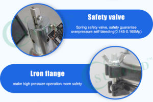 Portable Type Stainless Pressure Autoclave Auto-Control pictures & photos
