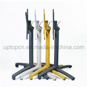 Wholesale Aluminum Alloy Folded Table Base with Various Color for Restaurant Table Top (SP-ATL247) pictures & photos