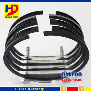 Dm100 4 Rings Engine Piston Ring for Hino Engine (13011-1350A) pictures & photos