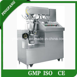 Model Grs-10d Vacuum Emulsifying Mixer pictures & photos