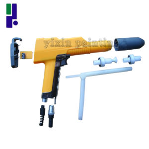 Manual Automatic Electrostatic Powder Spray Gun pictures & photos