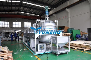 Waste Oil Recycling to Base Lube Oil Plant Yuneng Factory pictures & photos