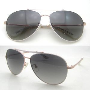 2016 New Designer Metal Polarized Fashion Sunglasses pictures & photos