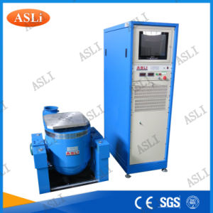 High Frequency Electrodynamic Vibrating Table pictures & photos