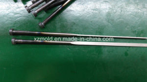 Mold Part Hasco Standard Z46 1.2343 Blade Ejector Pin of Blackheads (XZBEP) pictures & photos