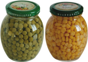 400g High Quality Canned Green Beans and Canned Sweet Corn