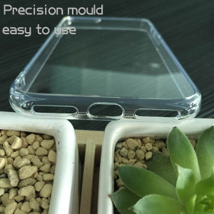 High Clear Hard Back Full Covered TPU&PC Phone Case for iPhone 7/7 Plus