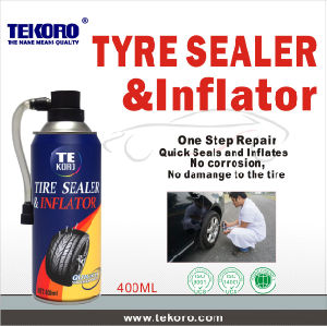 High Quality Tire Sealer & Inflator pictures & photos