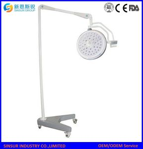 China Cost Movable Emergency LED Surgical Hospital Operation Light pictures & photos