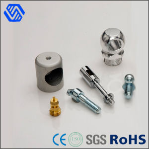 Steel Nut Bolts Manufacturer Sheet Metal Stamping pictures & photos