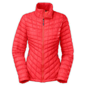 Women′s Quilted Design Primaloft Insulation Padding Jacket pictures & photos