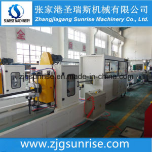 PVC Pipe Production Line with on Line Auto Belling Machine pictures & photos