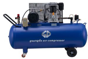 200L 4HP 380V Italy Type Air Compressor (GHB2080) pictures & photos