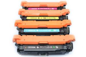 Black Color Original Laserjet Toner Cartridge for HP 504A CE250A pictures & photos