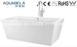 New Freestanding Acrylic Jacuzzi Bath Tubs (JL604) pictures & photos
