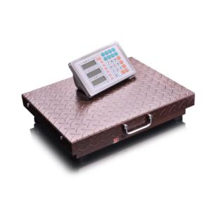 Wireless Electronic Weighing Bench Scale (DH-702E) pictures & photos