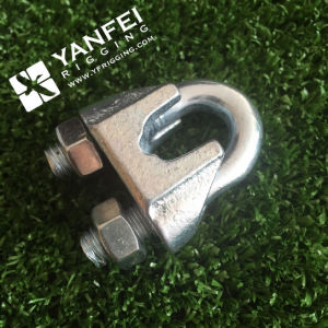 Electric-Galvanized Malleable Wire Rope Clip pictures & photos