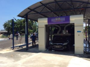 Automatic Drive Through Car Wash Machine pictures & photos