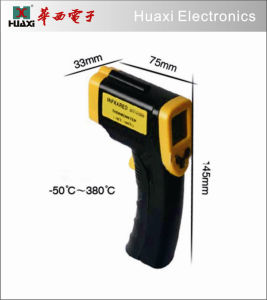 Non-Contact Digital Laser Infrared Thermometer Temperature Gun pictures & photos